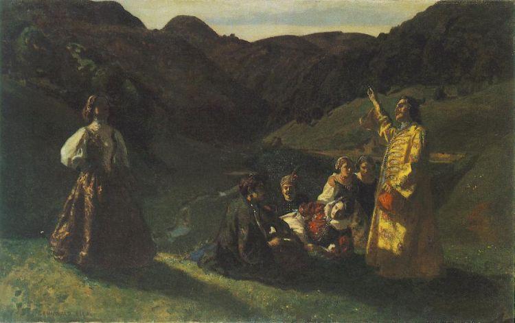 5 Grunwald Intre munti