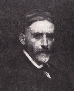Arthur Garguromin Verona - Autoportret