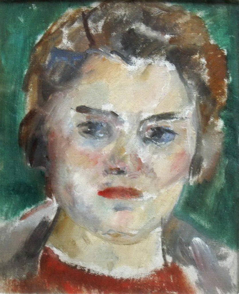 Florența Pretorian - Autoportret