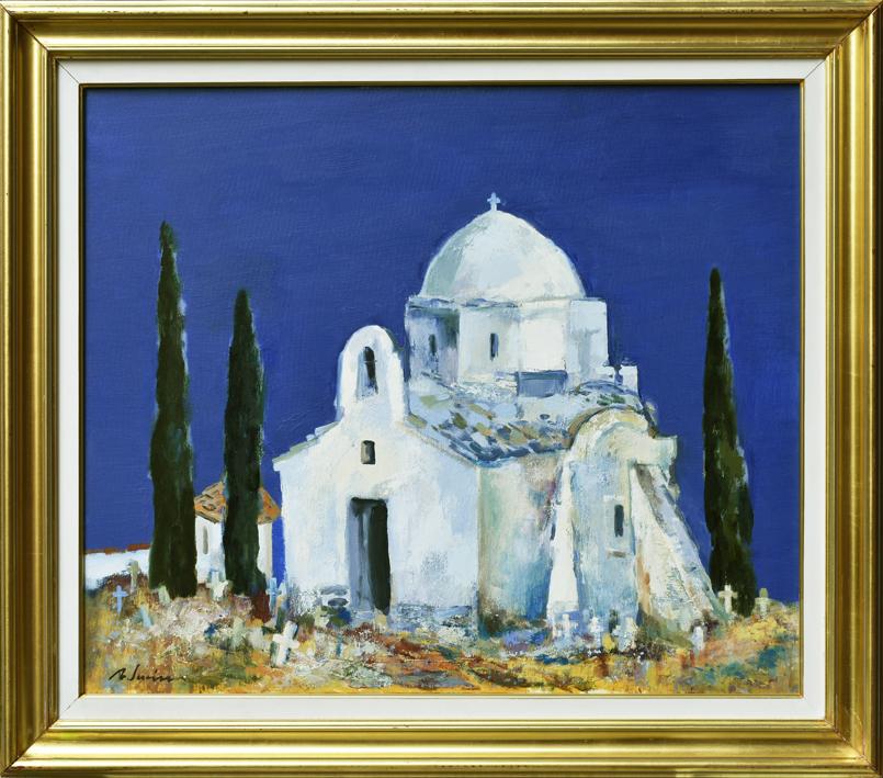 Nicolae Suciu - Luminile Greciei
